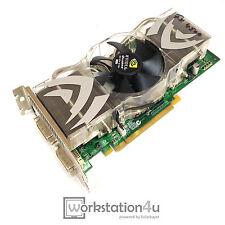 Nvidia Quadro FX4500 512MB GDDR3 SDRAM 256bit Grafikkarte PCIe-x16-2xDVI-TV Out