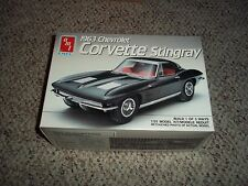 AMT 1963 Corvette Stingray 1/25 plastic model kit 6520
