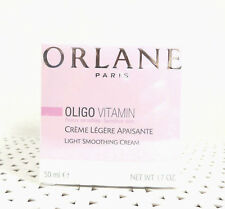 Orlane OLIGO VITAMIN Sensitive Skin LIGHT SMOOTHING CREAM 1.7 oz NIBSn pnkbx000@