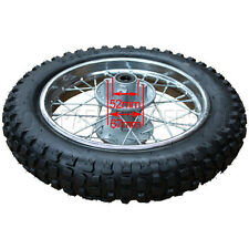 "12"" Rear Wheel Rim Tire Assembly for 70cc-125cc Dirt Pit Bikes"