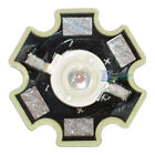 Premium 1Watt Red High Power 660NM Plant Grow LED Emitter with 20mm Star PCB