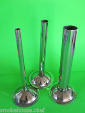 Sausage Stuffer tubes for size #32 Meat Grinder or Mincer.  Stainless
