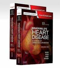 Braunwald's Heart Disease : Textbook of Cardiovascular Medicine by Peter Libb...