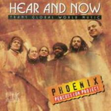 Phoenix Percussion Project - Hear And Now - CD