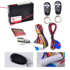 Universal Car Keyless Remote Central Door Lock Control Controller Entry System