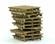 BANTA MODELWORKS THROPTON'S FURNITURE ~ 10 PALLETS O On30 Wood Kit BM725