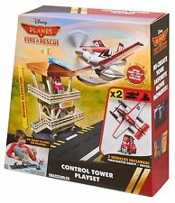 Disney Planes Fire & Rescue Control Tower Playset