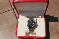Mens Omega Seamaster Pro 300M Quartz Black Bond 41MM 212.30.41.61.01.001 Unique