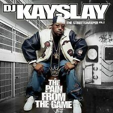 Streetsweeper, Vol. 2: The Pain from the Game [PA] by DJ Kayslay (CD,...