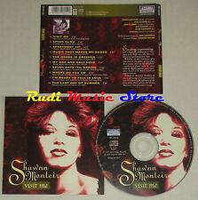 CD SHAWNN MONTEIRO Visit me 2002 italy AZZURRA MUSIC TBPJAB056 lp mc dvd