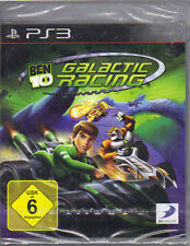 Ben10 - Galactic Racing (Playstation 3)