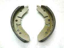 Pair of Front Wheel Conicle Hub Brake Shoes Triumph Unit 650 1963 to 1973 T120
