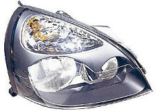 RENAULT CLIO MK3 2001-2005 HEADLIGHT HEADLAMP DRIVER SIDE OFF SIDE RIGHT HAND