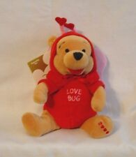 Disney Beanies - Love Bug Pooh - new with tags