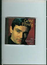 20 SONGS - GENE PITNEY HIS GREATEST HITS  CD