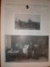 Article death Josef Israels Dutch painter 1911