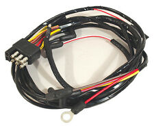 1966 Ford Mustang Gauge Feed Wiring Harness - with 8 cylinder Engine