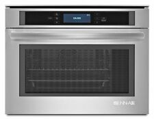 "Jenn-Air JBS7524BS 24"" Stainless Steel Steam and Convection Wall Oven"