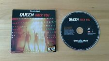 Queen Rock You 2009 The Mail On Sunday UK Promo CD UPQUEEN001 Classic Rock