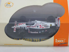 Lola Ford t93 Nº 5, N. Mansell Indianapolis, blanc/noir, OVP, IXO Junior, 1:43