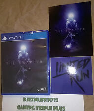 THE SWAPPER (PLAYSTATION 4, PS4) LIMITED RUN (ONLY 3300 MADE)