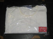 National Guard T-shirt From a National Jamboree, Adult Size Large   YU4