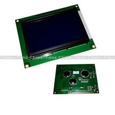 5V 12864 LCD Display Module 128x64 Dots Graphic Matrix LCD Blue Backlight CF