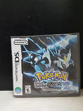 Nintendo DS Pokemon Black Version 2 (Brand New Sealed)