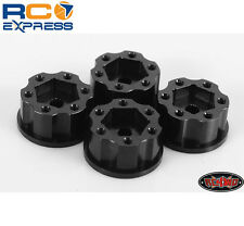 RC 4WD 1.9 inch /2.2 inch 6 Lug Steel Wheel Hex Hubs +6 Offset RC4ZS0779