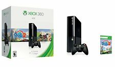 Xbox 360 4GB Peggle 2 Console Bundle - Black [Xbox 360 System, Slim] NEW