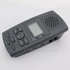 SD Phone Call Recorder Telephone Recording Device Record Calls Landline SR100