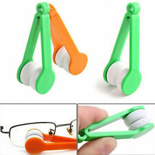 1 x Kreative Brillenreiniger Pinsel Sunglasses Spectacles Glasses Cleaner Brush