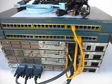 Cisco CCNA CCNP CCENT Study Lab 2610 3620 2950-24 LOADED CCNAPILE1