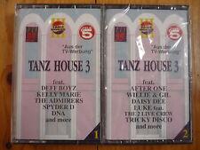 Tanz House 3 Deff Boyz LFO DNA NUMARX SPYDER D THE ADMIRES KELLY MARIE MC