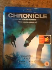 Michael B Jordan CHRONICLE ~ 2012 Superhéroe Película GB Blu-ray