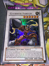 Occasion Carte Yu Gi Oh GUERRIER FOREUR ABPF-FR041 1ère édition