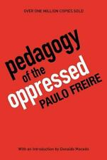 Pedagogy of the Oppressed Paulo Freire Books-Good Condition