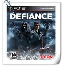 PS3 Defiance SONY Playstation Trion Worlds RPG Games