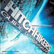 Various, Original Soundtrack, Hitchhiker's Guide to the Galaxy Audio CD