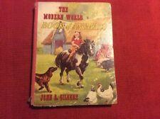 The Modern World Book of Animals by John R Gilbert