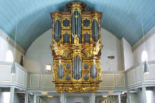 Hauptwerk organo virtuale Set 1680 St. Peter and Paul Schnitger