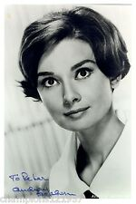 Audrey Hepburn ++Autogramm++ ++Hollywood Legende++3