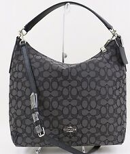 Coach Outline Signature Celeste Convertible Hobo Bag Crossbody F58327 55365 New