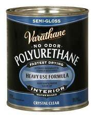 Rust-Oleum 200141H Varathane Crystel Clear PU for Interior -946 ml - Semi Gloss