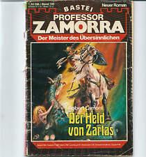 Bastei: Professor Zamorra Nr. 185 Der Held von Zartas