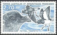 FSAT/TAAF 1997 Stormy Petrel/Birds/Nature/Wildlife/Conservation 1v (n22931)