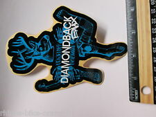 "5"" DIAMONDBACK Blue Life (BMX Road MTB Mountain Bike Frame) Sticker Decal rbz"