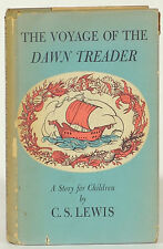 Voyage of the Dawn Treader 1952 first U.S. edition C.S. Lewis Narnia Chronicles