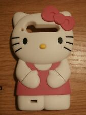 Droid HTC Incredible Hello Kitty Silicone Case