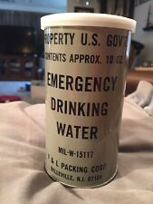 USAF/USN SURVIVAL KIT EMERGENCY DRINKING WATER